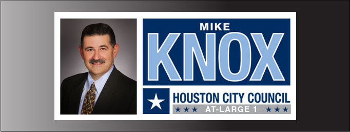 TARC April Monthly Meeting 2017 with Houston Council Member Mike Knox on Sanctuary Cities